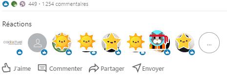 Contenu engageant LinkedIn