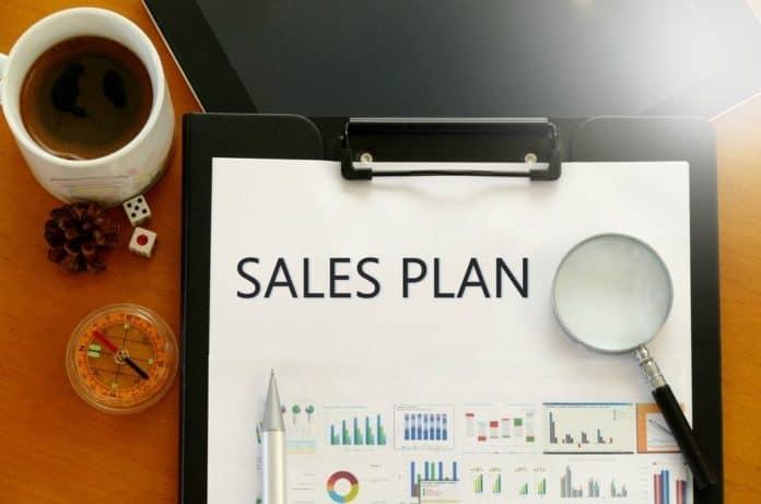 plan d'action commercial modèle