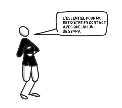 SONCAS Sympathie